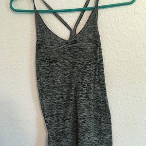 Victoria's Secret Sports Grey Workout Tee XS